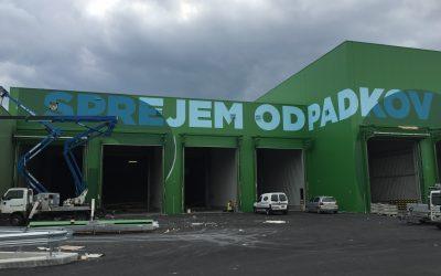 Eko d.o.o. Ljubljana sprejel naročilo za izvedbo fasadnih poslikav
