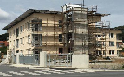 Zaključujemo dela na Oskrbovanih stanovanjih Škofljica
