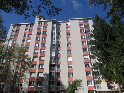 Rašiška ulica 1, Ljubljana
