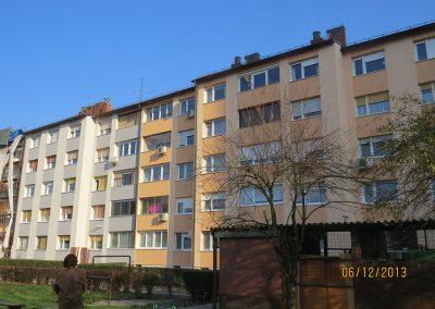 Jakčeva ulica 11, 2013