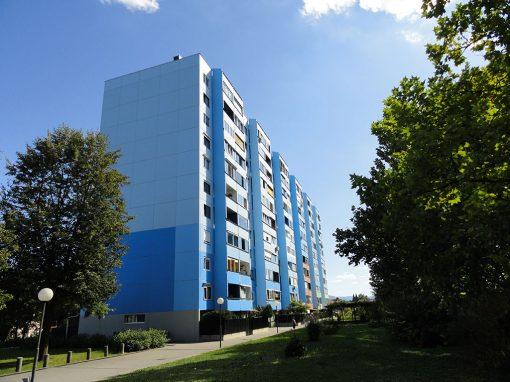 Brilejeva ulica 19, 21, 2009-2010