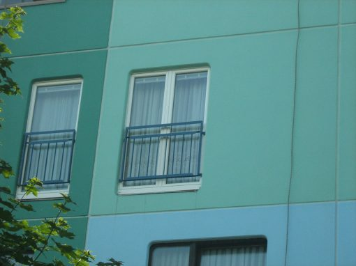 Brilejeva ulica 1–3, Ljubljana, 2009-2010