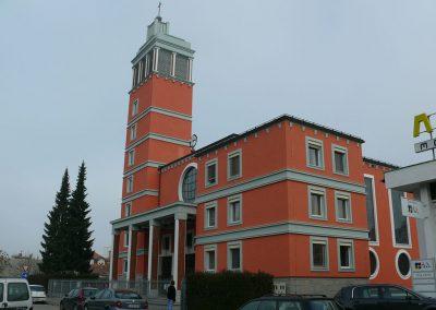 Cerkev sv. Terezije, 2009