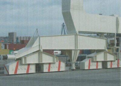 Kontejnersko dvigalo, 2005