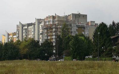 prenova fasade večstanovanjskega objekta
