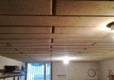 05 izolacija strop - neogrevana klet