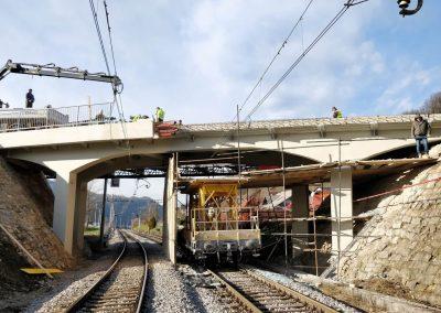 železniški nadvoz Sevnica