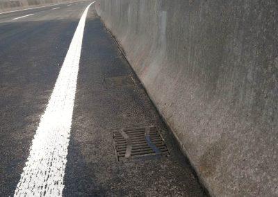 08 končna izvedba izlivniki in asfalt