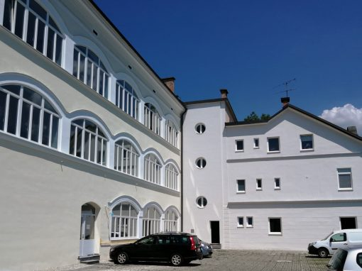 Župnišče Kranj, 2018